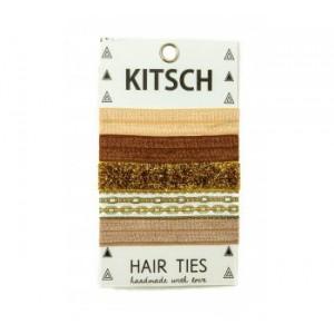 Golden Goddess Hair Ties