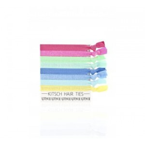 Frosted Mini Sweets Hair Ties