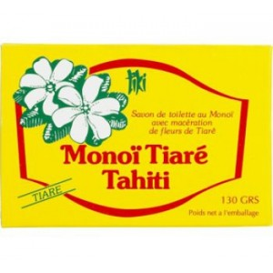 Tiki Monoi Tiare Tahiti Soap