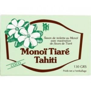 Tiki Monoi Coconut Soap