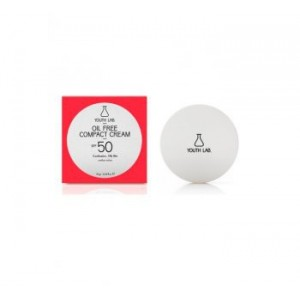 Oil Free Compact Cream SPF 50 (medium colour) Combination_Oily Skin
