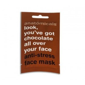 Look You've Got Chocolate All Over Your Face Anti-Stress Face Mask