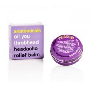 Headache Relief Balm Oy You Throbhead