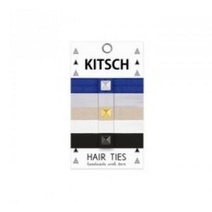 Knotless with Studs Hair Ties