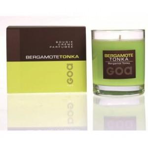 Κερί Bergamot-Tonka