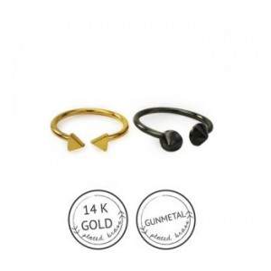 On Point Ring Set