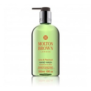 Lime & Patchouli Hand Wash