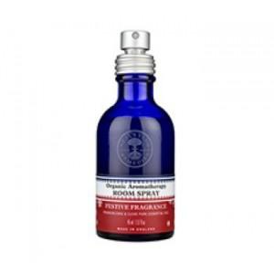 Festive Fragrance Organic Aromatherapy Room Spray