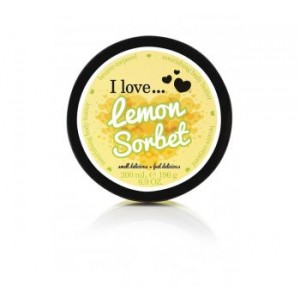 Body Butter Lemon Sorbet