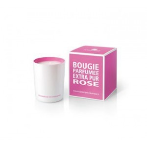 Candle Wild Rose