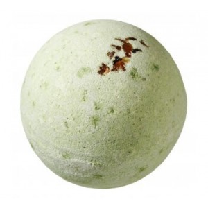 Pistachio & Almond Fizzing Bath Ball