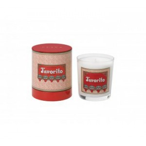 FAVORITO - Red Poppy Candle