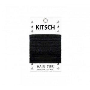 Black Out Hair Ties