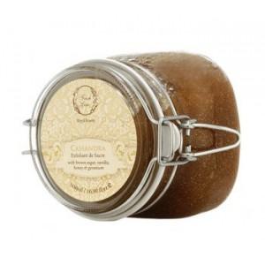 Κασσάνδρα Exfoliant de Sucre με βανίλια, μέλι & γεράνι