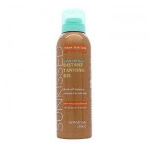 Sunkissed Instant Tanning Gel (Warm Skin Tone)