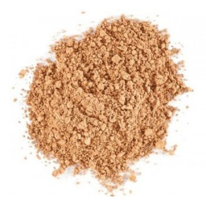 Mineral Foundation SPF15 -Saffron-