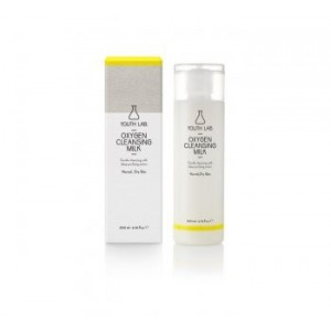 Oxygen Cleansing Milk Normal_Dry Skin
