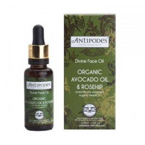 Divine Face Oil Organic Avocado Oil & Rosehip