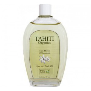 Tiare Monoi, Έλαιο Ταϊτινής Γαρδένιας