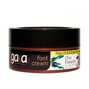 Foot Cream ARGAN OIL & CITRUS BLOSSOM (INTENSIVE CARE)