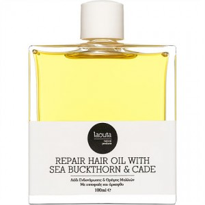 Repair hair oil