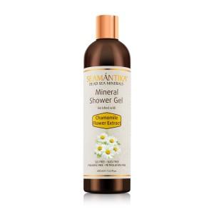 Mineral Shower Gel με Μεταλλικά Στοιχεία