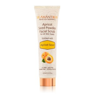 Apricot Seed Power Facial Scrub