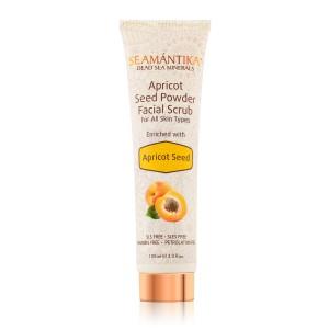Apricot Seed Power Facial Scrub