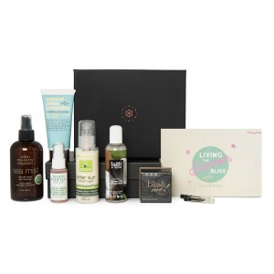 "The ""Living The Summer Bliss"" box"