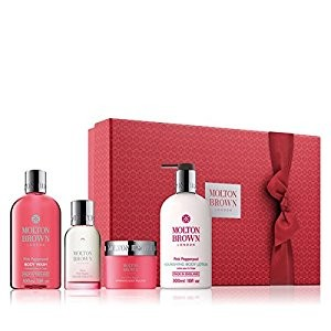 Fiery Pink Pepper Pampering Body Gift Set