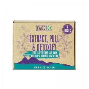 Extract, Pull & Detoxify Masks