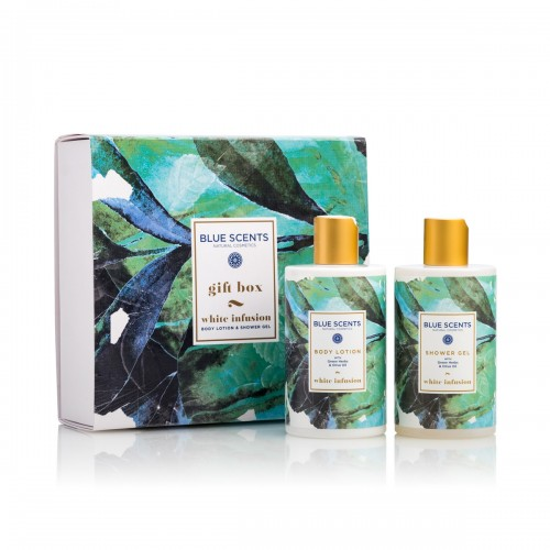 White Infusion Gift Set