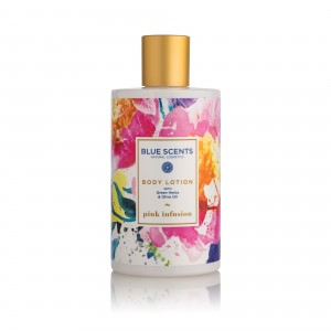 Pink Infusion Body Lotion