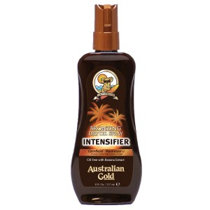 Intensifier Dry Oil with Bronzer Cocoa Dreams