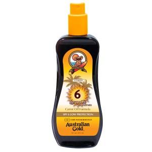 Spf 6 Spray Oil with Carrot  Cocoa Dreams