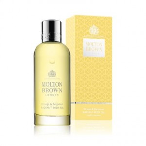Orange & Bergamot Body Oil