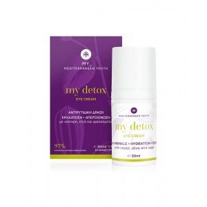 Detox Eye Cream Αντιρυτιδική