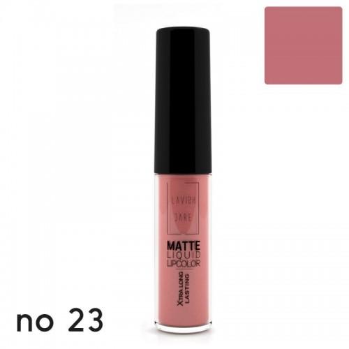 Matte Lipgloss No 23