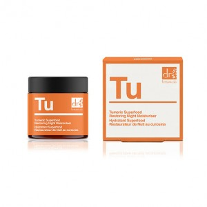 Tumeric Superfood Restoring Night Moisturiser