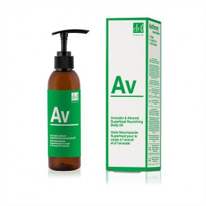 Avocado & Almond Superfood Nourishing Body Oil