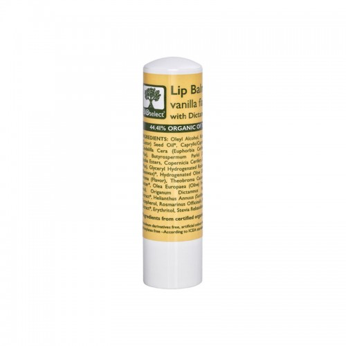 Φυσικό lip balm για τα χείλη βανίλια