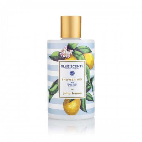 Shower Gel  Juicy Lemon