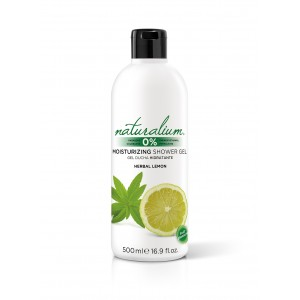 Herbal Lemon Bath & Shower Gel