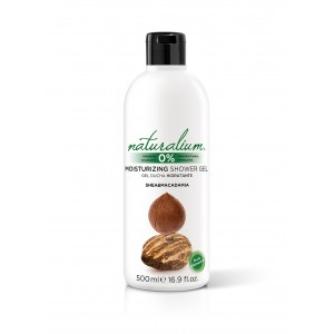 Shea & Macadamia Shower Gel