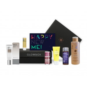 "The ""Happy New Me"" box"