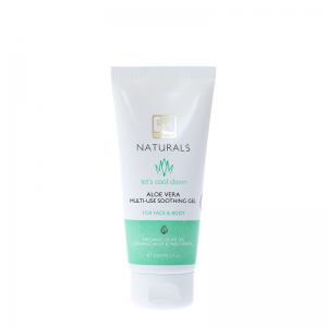 Aloe Vera Multi-Use Soothing Gel for Adults & Kids