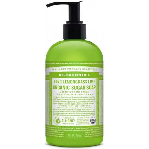 Hand & Body Shikakai Soap Spearmint Lemongrass Lime