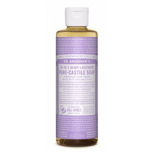 Castile Liquid Soap Levander