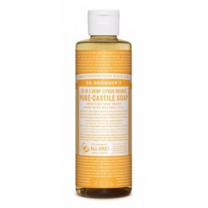 Castile Liquid Soap Orange