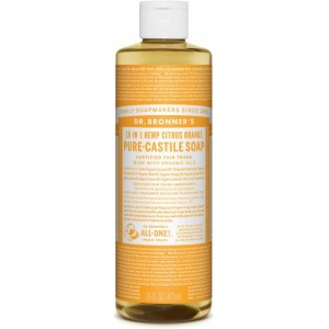 Castle Liquid Soap Citrus-Orange